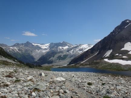 Russet Lake